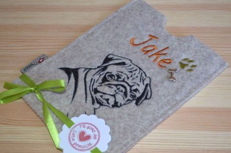 Bild für Kategorie Heimtierausweishülle Hunderasse