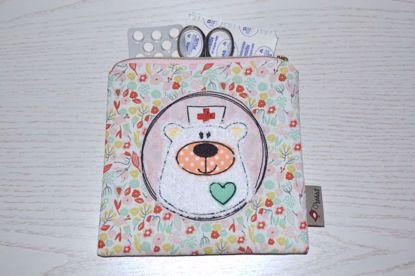 Bild von Mini-Apotheke BärBel Blumenwiese rosa/weiß