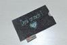 Bild von Tabletten-Etui Denk an mich dunkelgrau/mint